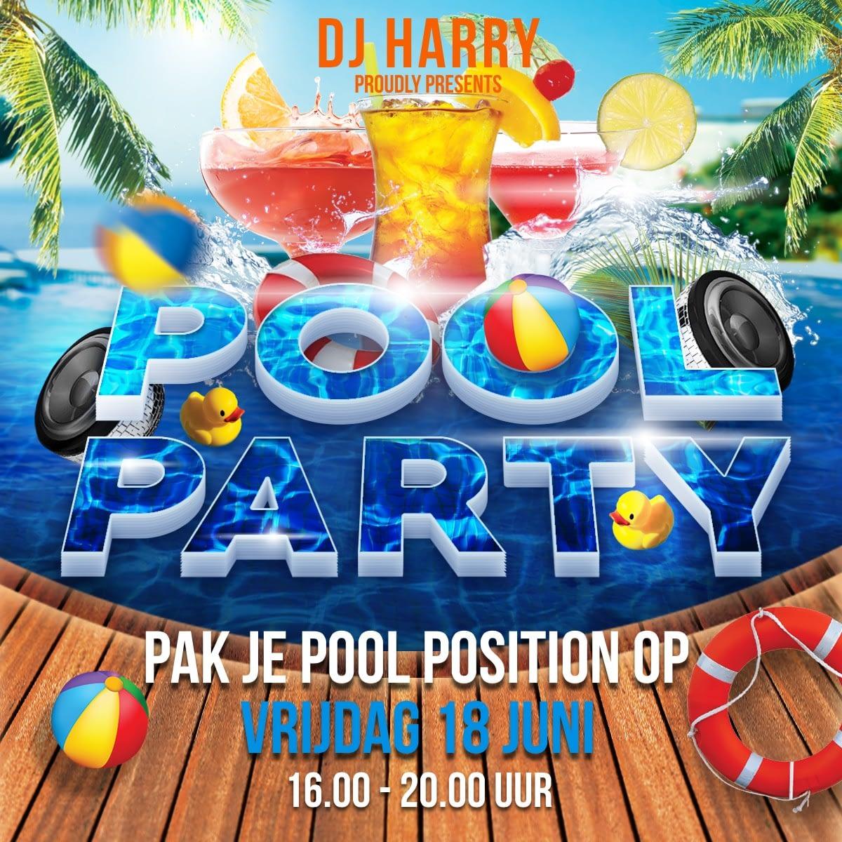 DJ Harry Pool Party